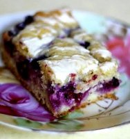 Blueberry kuchen recipe with yeast