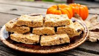 Bodybuilding pumpkin protein bar recipe