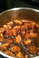 Bourbon street chicken recipe no alcohol