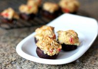 Boursin cheese recipe stuffed mushroom with sausage