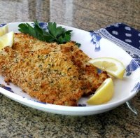 Broiled flounder recipe with bread crumbs