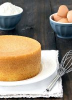 Butter cake recipe for 10 inch pan