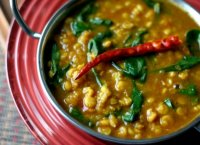 Cabbage chana dal recipe slow