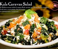 Calories in urth cafe salad recipe