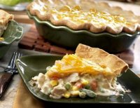 Campbell s soup chicken pot pie recipe