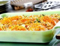 Campbells chicken rice casserole recipe easy