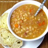 Canned cannellini bean soup recipe
