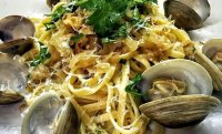 Carmines linguine white clam sauce recipe