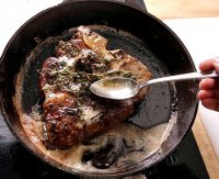 Cast iron fried steak recipe