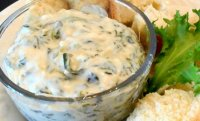 Cathy artichoke and spinach dip recipe