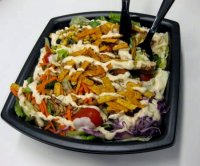 Chick-fil-a southwest chargrilled salad recipe