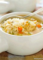 Chicken and rice soup cracker barrel recipe for stewed