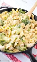 Chicken broccoli ziti recipe healthy