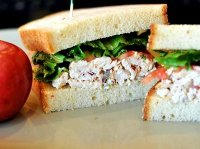 Chicken caesar sandwich panera recipe for mac