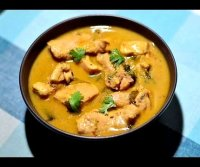 Chicken curry recipe coconut milk video clips