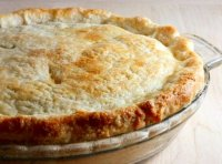 Chicken pot pie dough recipe