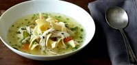 Chicken soup for colds recipe uk