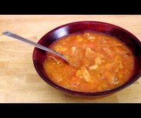 Chicken soup recipe by laura vitale