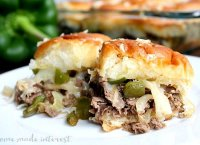 Chilis philly cheese steak sliders recipe