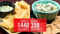 Chilis spinach dip recipe ingredients