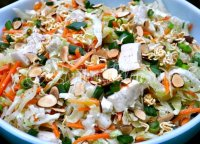 Chinese chicken salad recipe using top ramen