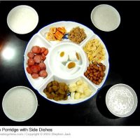 Chinese plain rice porridge recipe sweet