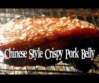 Chinese roast pork recipe crackling