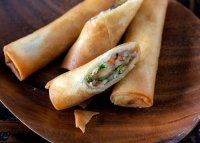 Chinese spring rolls recipe video