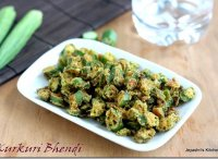 Chinese stir fry lady finger recipe