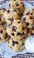 Choc chip cookie basic recipe for white rice