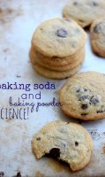Chocolate chip cookie recipe from scratch with baking powder