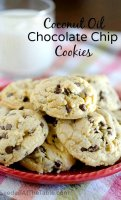 Chocolate chip cookie recipe with shortening no butter