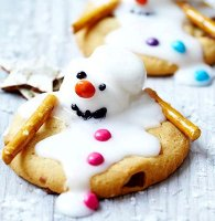 Christmas biscuit recipe for children