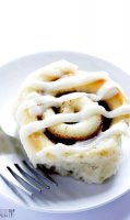 Cinnamon roll recipe one hour