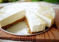 Cold set mascarpone cheesecake recipe