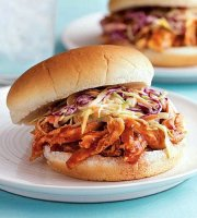 Coleslaw recipe for barbecue sandwich