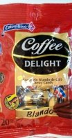 Colombina coffee delight chewy candy recipe