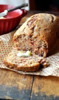 Cranberry nut bread recipe brown sugar