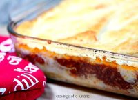 Crescent roll sloppy joe casserole recipe