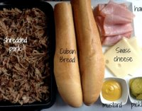 Cuban pulled pork sandwich recipe