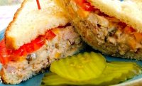 Curry tuna fish sandwich recipe