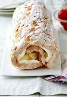 Delia smith strawberry roulade recipe