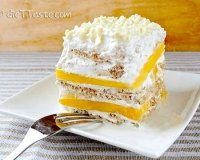 Delicious mango float recipe with butter
