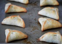 Dough recipe for spinach pies arabic