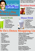 Dr oz 3 day fat flush soup recipe