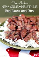 Dry beans and rice crock pot recipe