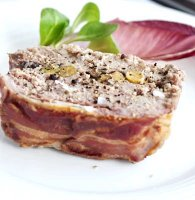 Duck and pork pate recipe