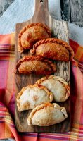 Easy baked cheese empanada recipe