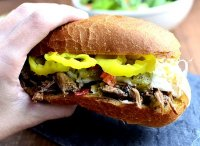 Easy italian roast beef sandwich recipe
