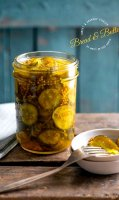 Easy pickle recipe bread and butter